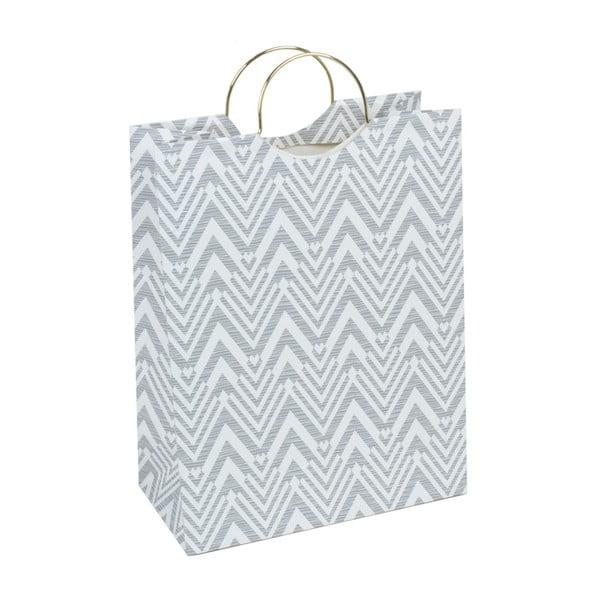 Sada 4 darčekových tašiek a 3 roliek baliaceho papiera Tri-Coastal Design Stockholm