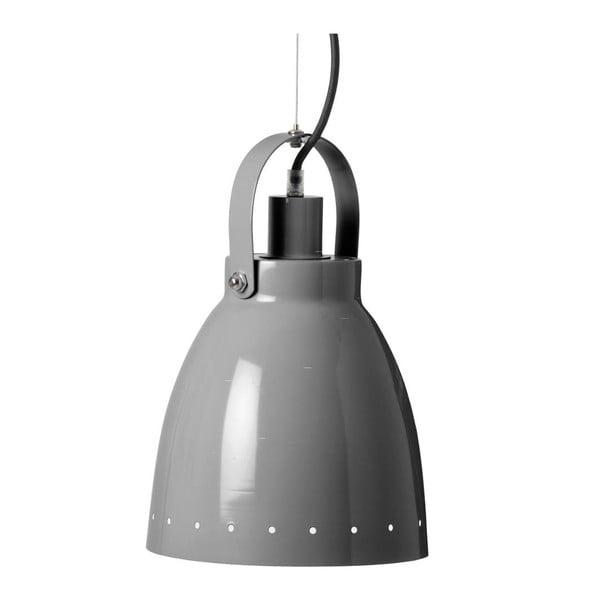 Závesná lampa Deer, sivá