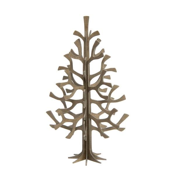 Skladacia pohľadnica Lovi Spruce Grey, 12 cm