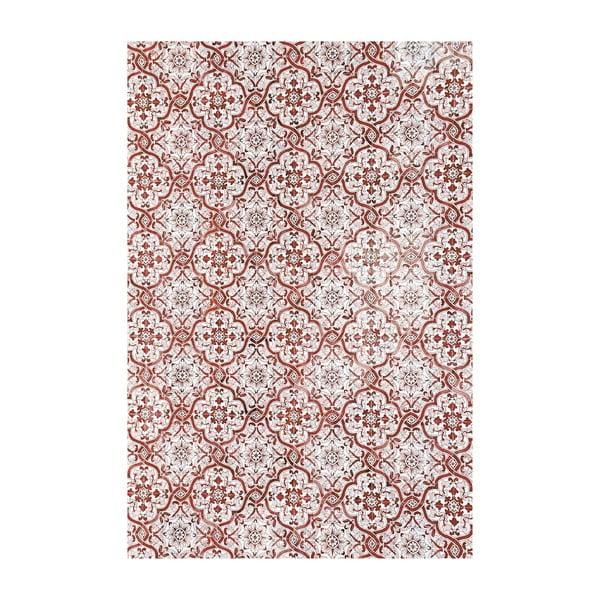 Vinylový koberec Lisboa Rojo, 100x150 cm