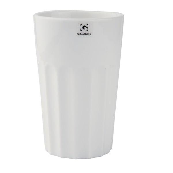 Porcelánový hrnček KJ Collection Groove, 320 ml