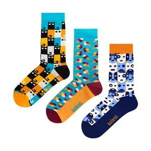 Darčeková sada ponožiek Ballonet Socks Animal, veľkosť 36-40