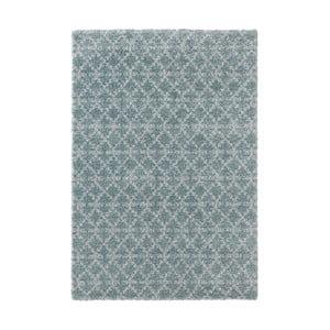 Modrý koberec Mint Rugs Dotty, 80 x 150 cm