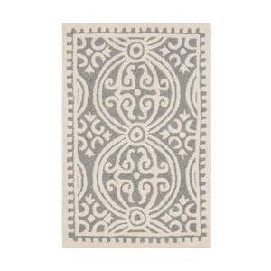 Vlnený koberec Marina, 91x152 cm