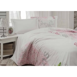 Obliečky Mabeyn Pink, 200x220 cm