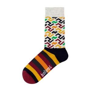 Ponožky Ballonet Socks Sand Two, veľkosť41-46