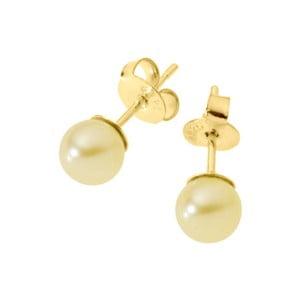 Náušnice Pearls Round