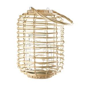 Prútený lampáš A Simple Mess Neg, 41cm