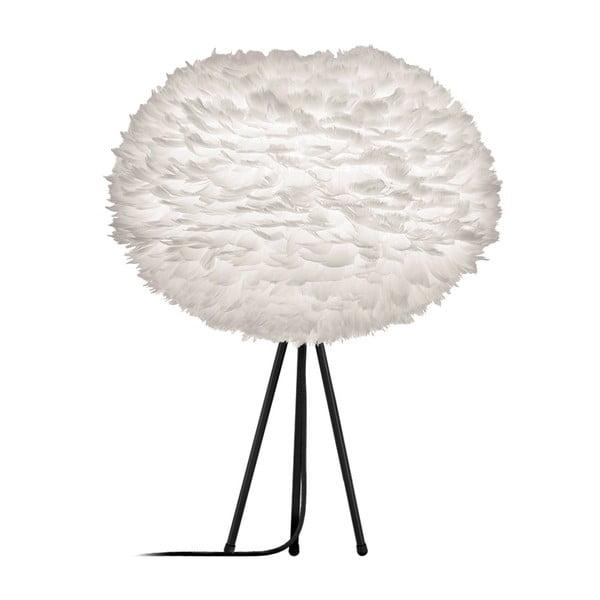 Biele svietidlo z husieho peria VITA Copenhagen EOS, Ø 40 cm