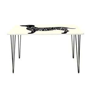 Pracovný stôl The Longest Dog