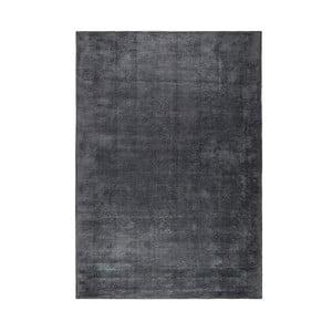 Tmavosivý koberec White Label Frish, 170 x 240 cm