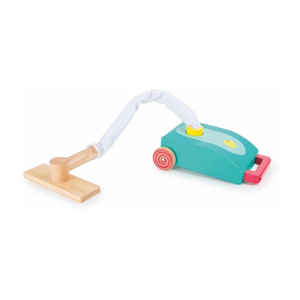 Drevený vysávač na hranie Legler Vacuum Cleaner