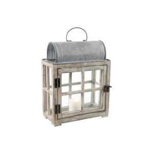 Drevený lampáš McNeill