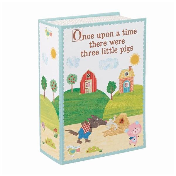 Sada 3 ks detského riadu Pigs