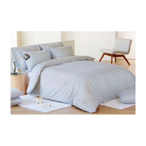Obliečky Blocks Grey, 200x200 cm