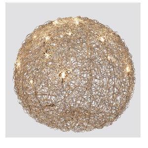 Stolová lampa Almni 60 cm, strieborná