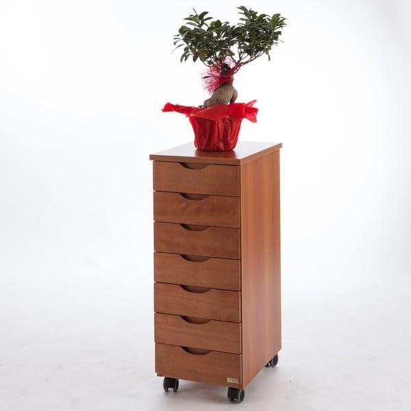 Pojazdné zásuvky z bukového dreva Arredamenti Italia Afrodite