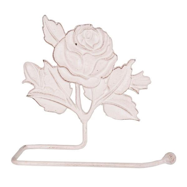 Držiak na toaletný papier Antic Line Roses White