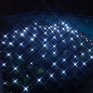 Svietiaca dekorácia Light Network Cool White, 3 m