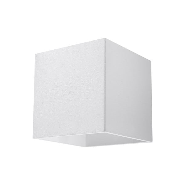 Biele nástenné svetlo Nice Lamps Geo 1