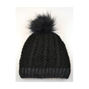 Dámska čiapka Perlik Black