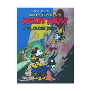 Obraz Pyramid International Mickey Mouse Ye Olden Days, 60 × 80 cm