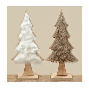 Sada 2 ks dekoratívnych stromčekov Nature Tree
