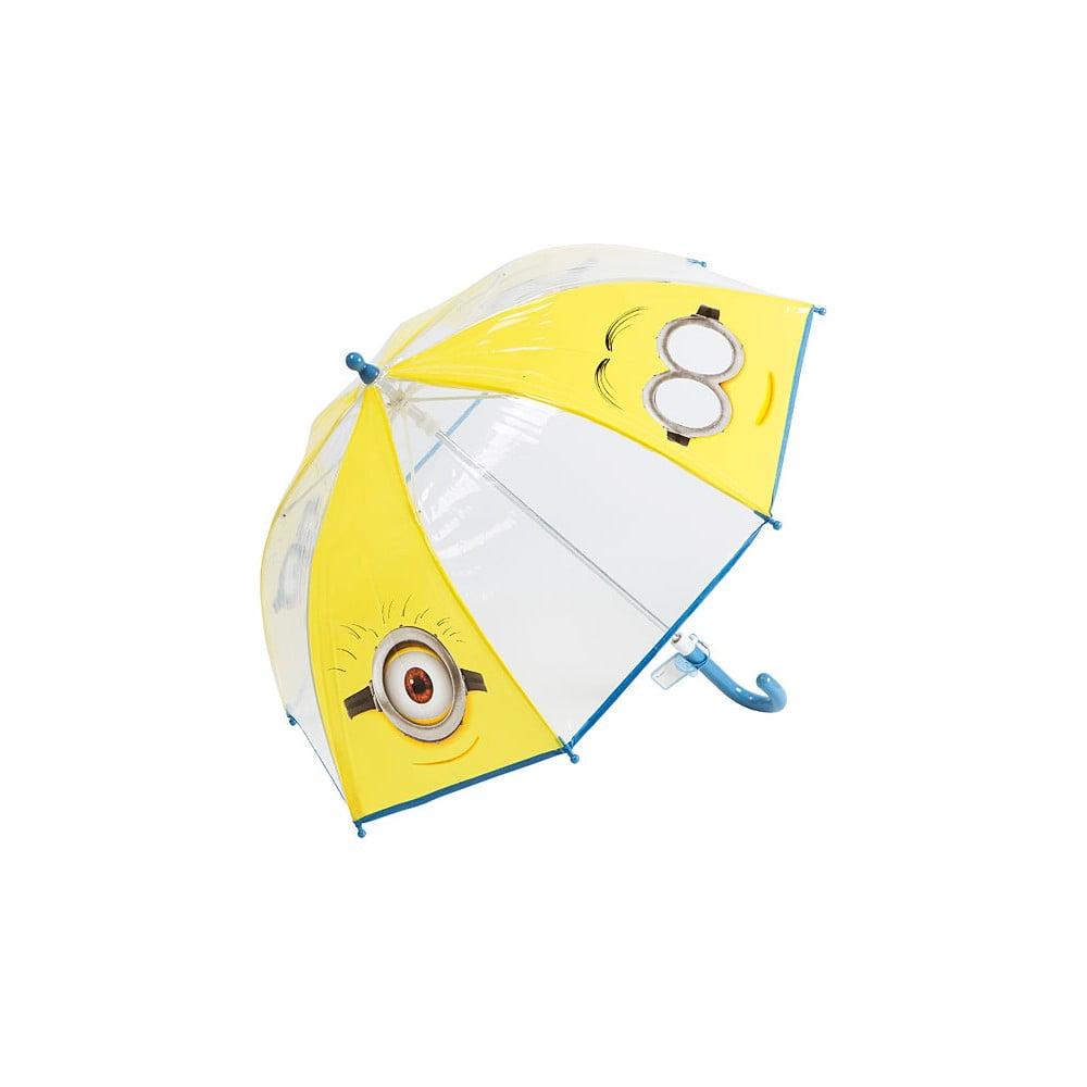 d18880a31 Detský transparentný dáždnik Birdcage Minions, ⌀ 60 cm | Bonami
