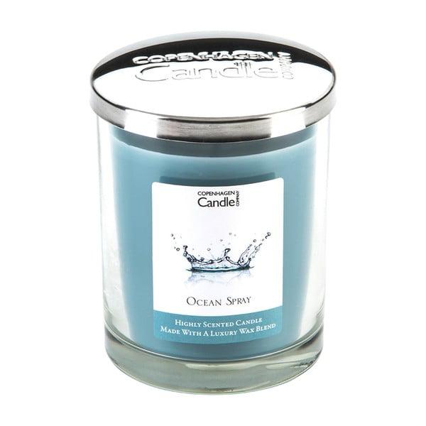 Aroma sviečka Ocean Spray, doba horenia 40 hodín