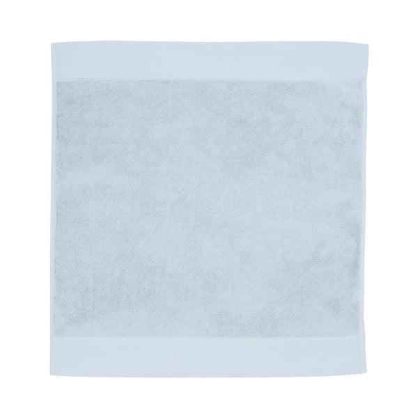 Modrá kúpeľňová predložka Seahorse Pure, 50 x 60 cm