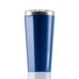 Modrý cestovný termohrnček Root7 Tumbler, 473ml