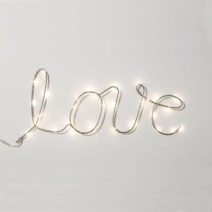 Svetelná dekorácia Love Sign