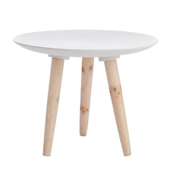 Odkladací stolík 3Feet White