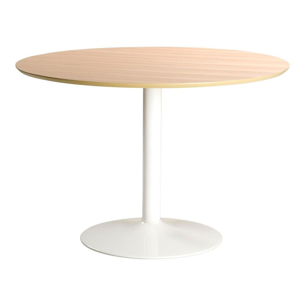 Guľatý jedálenský stôl Actona Ibiza, ⌀ 110 cm