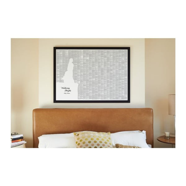 Knižný plagát Búrlivé výšiny, 118,9x84,1 cm