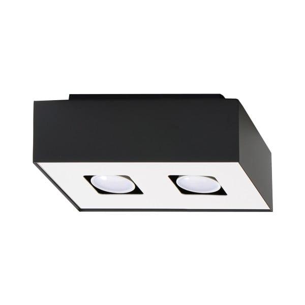 Čierne stropné svetlo Nice Lamps Hydra 2