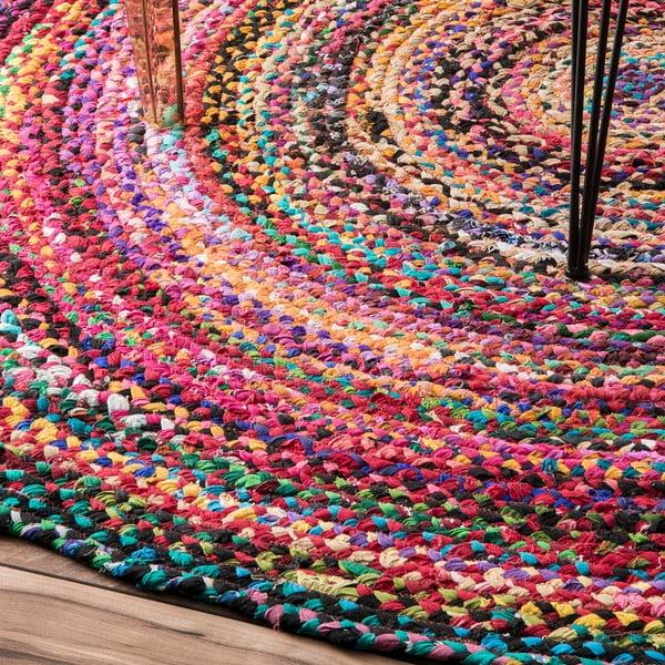 BaVlnený koberec Multi Hex, 122x182 cm