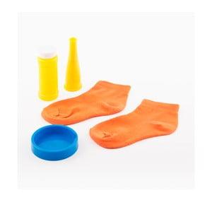 Bublifuk s kúzelnými ponožkami InnovaGoods Soap Bubbles Game