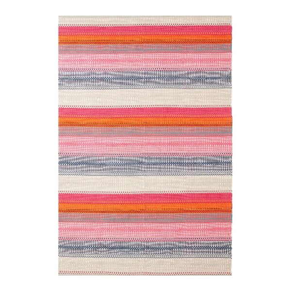 Bavlnený koberec Ida Mixed, 130x190 cm