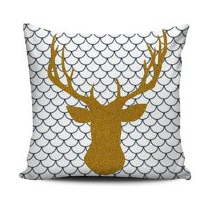Vankúš s výplňou Christmas Deer 4, 45 x 45 cm