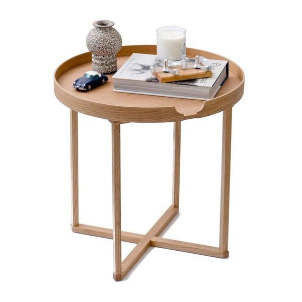 Odkladací stolík Wireworks Damieh, 45x45cm