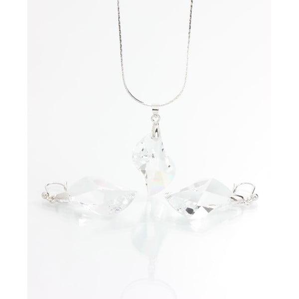 Set náhrdelníka a náušníc Yasmine Curly