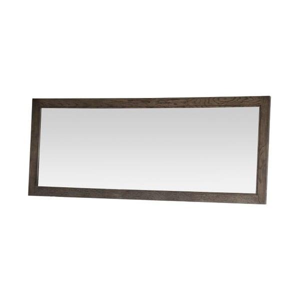 Zrkadlo Cross Dark, 70x180x3 cm