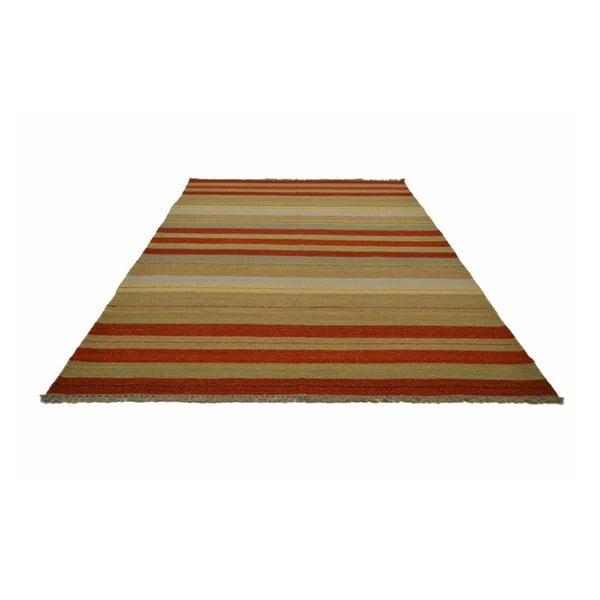 Ručne tkaný koberec Kilim 74, 140x200 cm