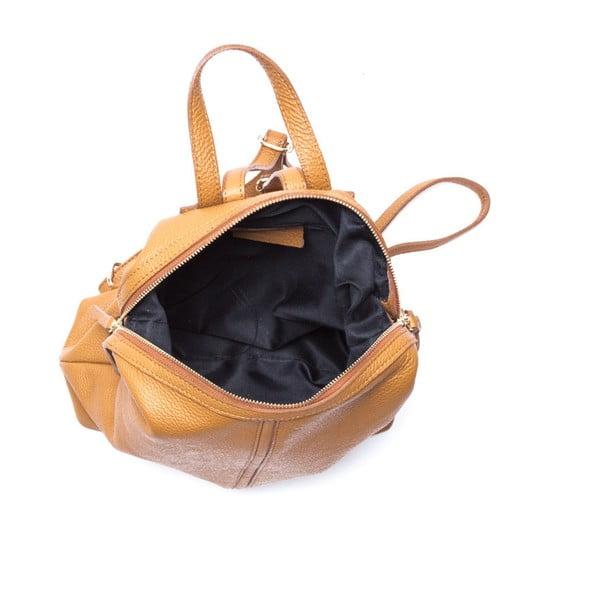 Kožený batôžtek Sofia Cardoni 1148 Cognac