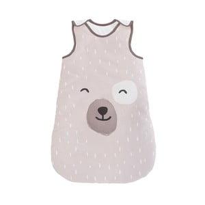 Dojčenský spací vak Tanuki Smiling Bear, dĺžka 70 cm