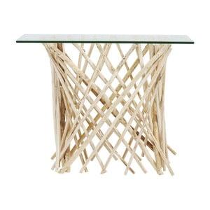 Konzolový stolík Kare Design Twig