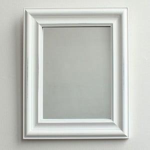 Zrkadlo White Days, 29x34 cm