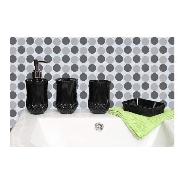 Kúpeľňový set Cristallo Black