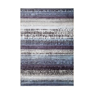 Koberec Esprit Graphic Edge Blue, 140x200 cm